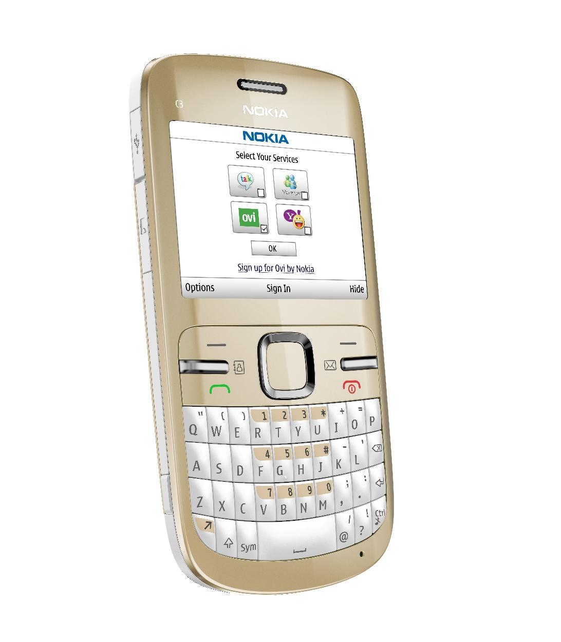 PUERTO CABELLO EN RED: Nokia C3, Nokia C6 y Nokia E5 ...