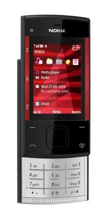 Venezuela: Disponible en exclusiva para Movilnet, Nokia X3 experiencia