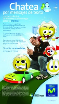 SMS Messenger Movistar