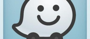 Waze Logo