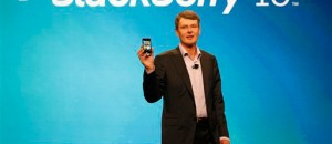 Thorsten Heins y BlackBerry 10