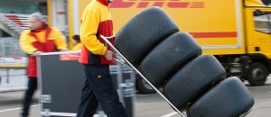 DHL Formula-1