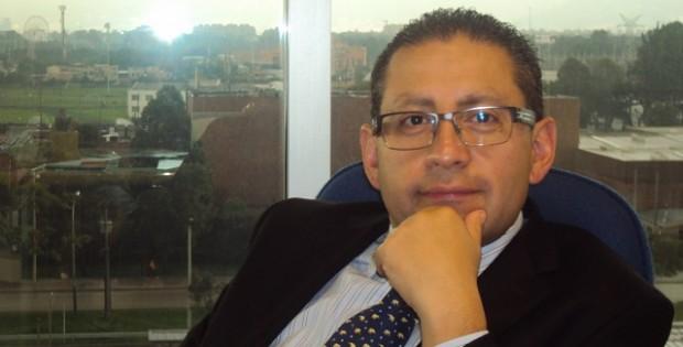Henry Merino, Director de Ventas de Panduit para CANSAC
