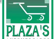 Logo plazas