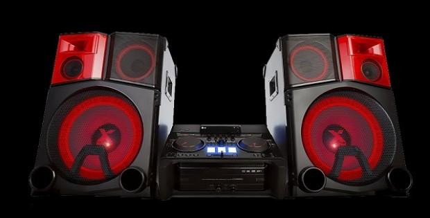 LG X-BOOM CM9950