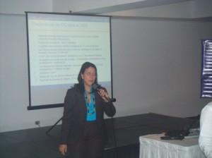 Dianna Rodriguez de IBM de Venezuela