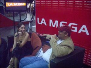 Maia Gutierrez y Alberto Marín