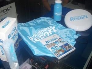 Kit Promocional del Wii Sport Resort