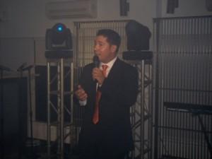 Marcos Osio Representante de RIM