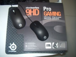 Nuevos Mouse y Mouse Pad