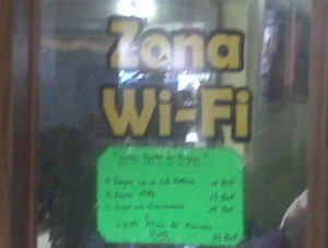 Wi - Fi en Restaurantes y Cafés, Si o No?