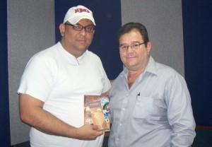 Alberto Marín Morán y José Francisco León