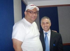 Alberto Marín Morán y Fernando Sanchéz Arias