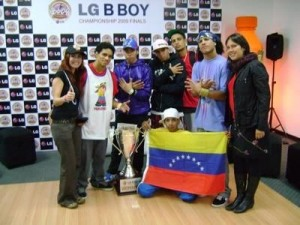 """El grupo de baile urbano venezolano """"Speedy Angels"""""""