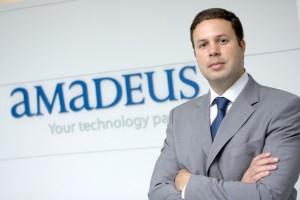 Decius Valmorbida, Director Ejecutivo de Amadeus para Latinoamérica