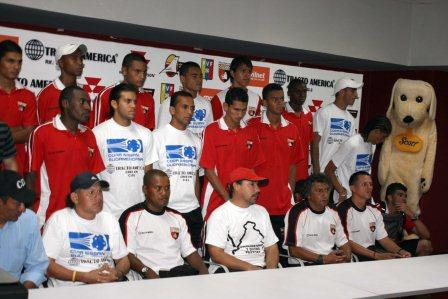 la I Copa Scott, llevada a cabo en el Estadio Metropolitano de Lara, en el cual el Club Deportivo Lara y el Deportivo Italia