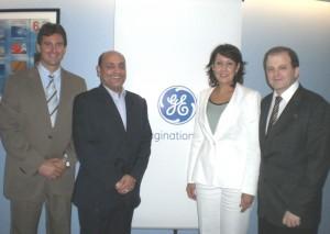 Líderes del negocio de GE dieron a conocer Reporte Anual