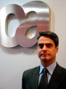 Luis Fragoso. Nuevo Vicepresidente de Customer Portfolio Management para Latinoamérica