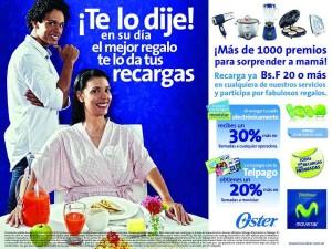 Promo Recargas Movistar