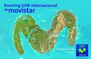 Roaming Prepago Movistar en Mexico