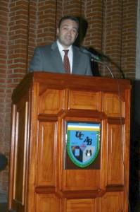 Douglas Ochoa, Vicepresidente de Comunicaciones Corporativas y Fundación Telefónica