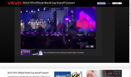 http://worldcup.vevo.com/