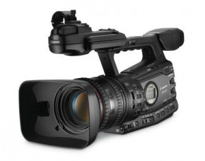 Canon XF305 y XF300
