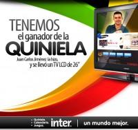 Quiniela Mundial Inter - Juan Carlos Jiménez
