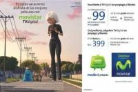 Vacaciones con Movistar TV digital