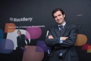 Oscar Castellano Director General de RIM para el Cono Norte de Latinoamérica y el Caribe