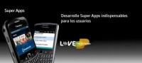 Desarrolle Super Apps
