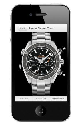 OMEGA iPhone App