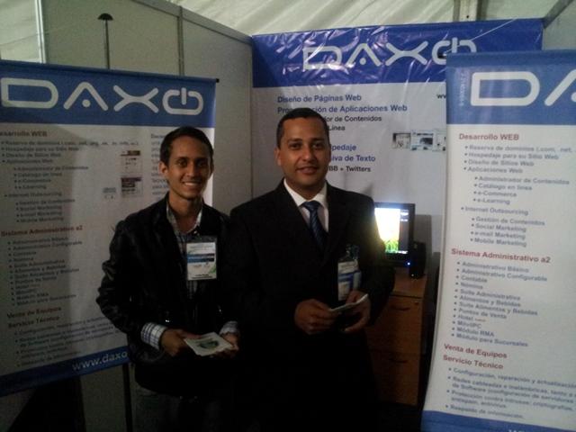 Equipo de Daxo en Venezuela Tech.