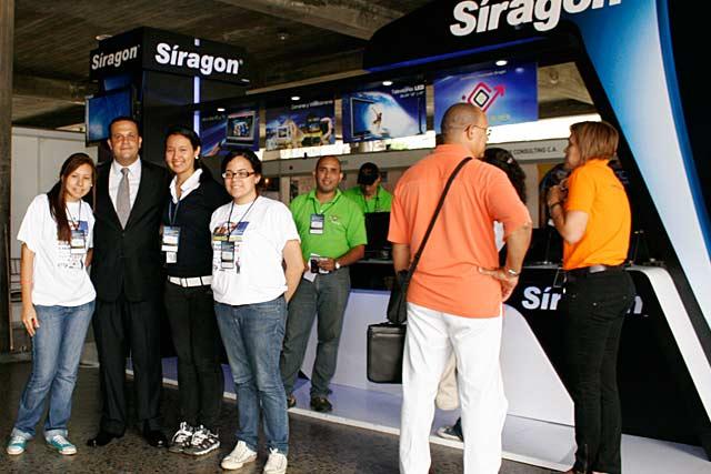 Siragon en Venezuela Tech