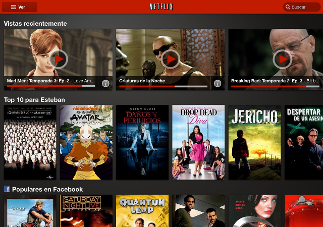how to get american netflix on android tv