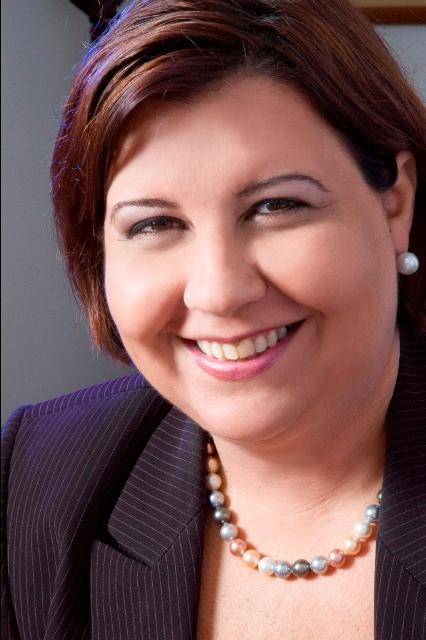 Magdalena De Luca, CEO Sybven