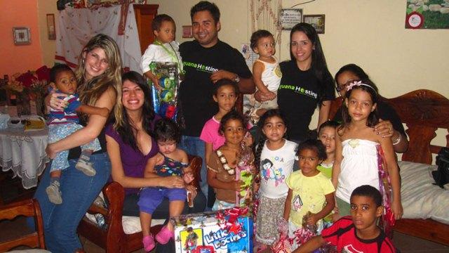 Navidad Iguanahosting