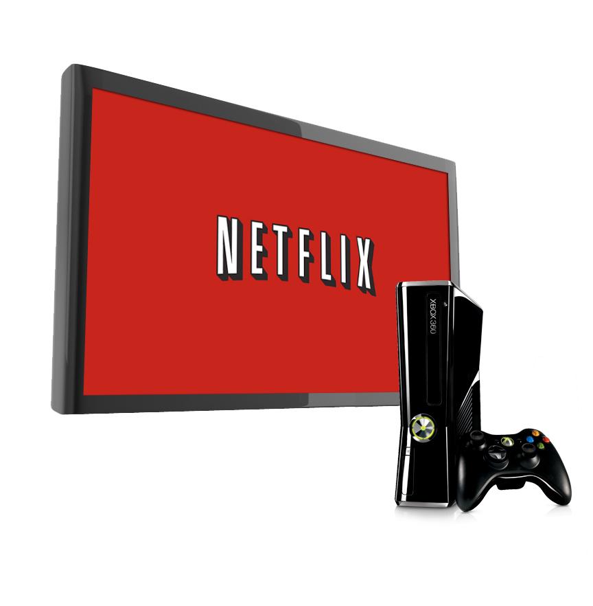 Netflix Xbox360