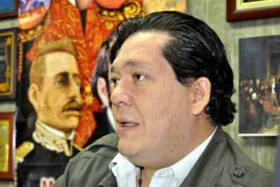Franklín Albarrán, presidente de la Fundación Bolivariana de Informática y Telemática (Fundabit)
