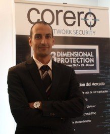Alain Karioty Regional Sales Manager Corero