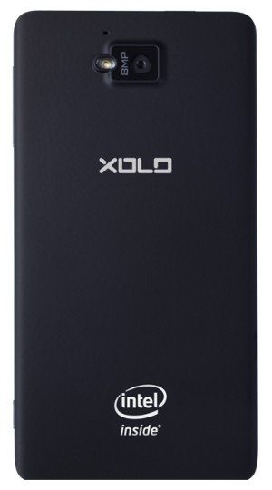 Lava XOLO Phone Intel Inside