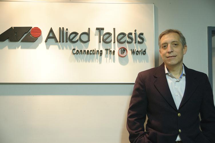 Ricardo Rossi Regional Manager de Allied Telesis para Latinoamerica