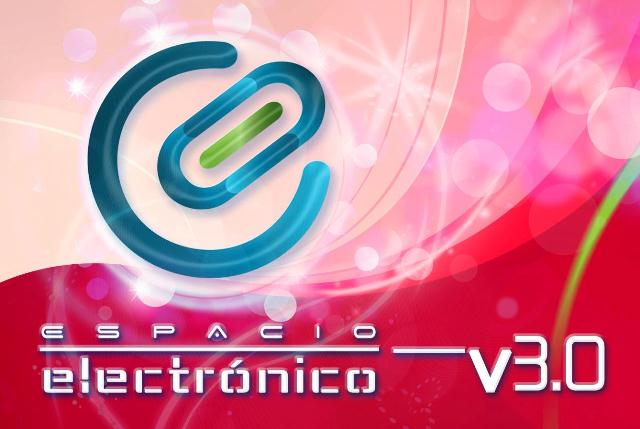 espacio electrónico v3.0