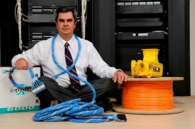 Jorge de la Fuente, director técnico de ventas de Panduit