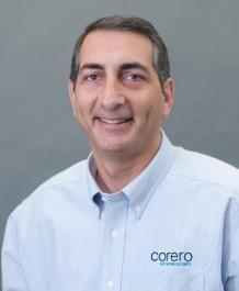 Marty Meyer, CEO Corero Network Security