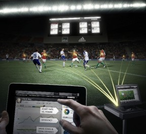 Adidas MLS micoach