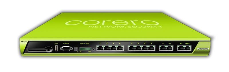 Corero Appliance DDoS