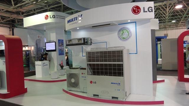 Feria Friotecnología - LG