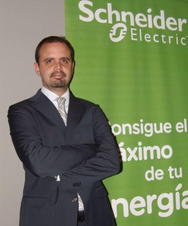 Guido Di Toto Presidente para Perú de Schneider Electric