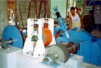 Turbina Bocay